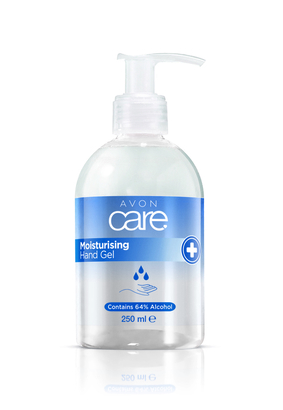 Żel do rąk z alkoholem 64% (250 ml) - Avon Care
