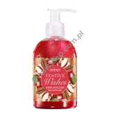 Mydło w płynie Winter Apple Cheer ( jabłko z cynamonem) 250 ml - Avon Senses