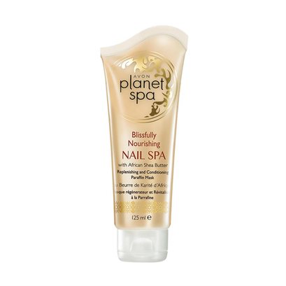 Odżywcza maska do dłoni i stóp z parafiną (125 ml) - Planet Spa